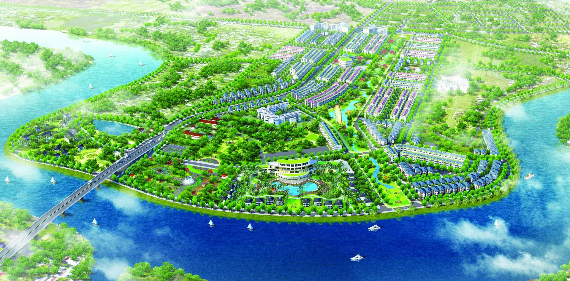 KĐT River SIlk City - Sông Xanh